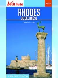 Rhodes - Dodécanèse 2016 Petit Futé (avec cartes, photos + avis des lecteurs)