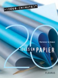 20 idées en papier